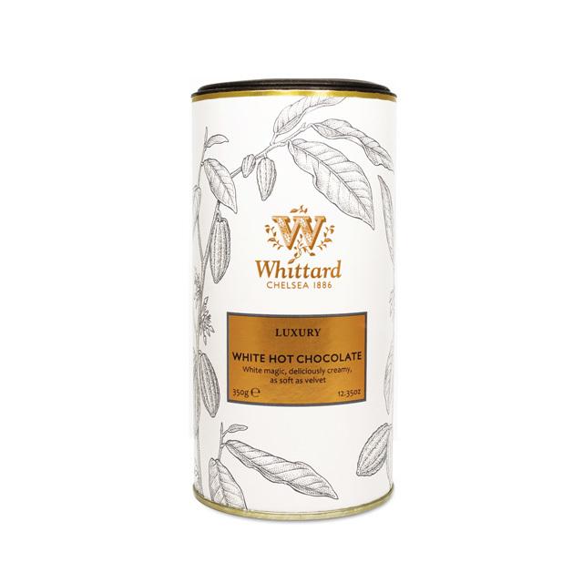 Luxury White Hot Chocolate