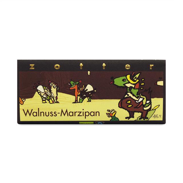 Walnuss - Marzipan