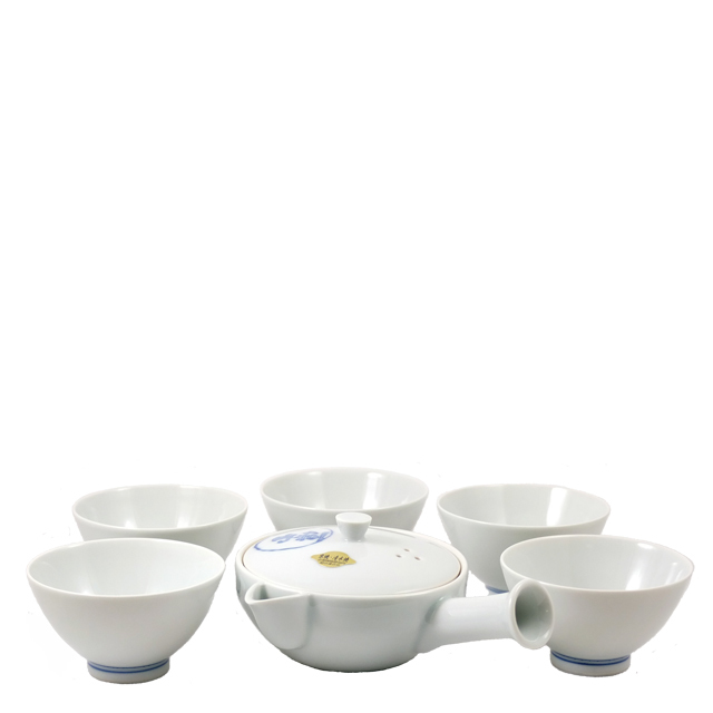 Tee Set Kiyomizu-yaki