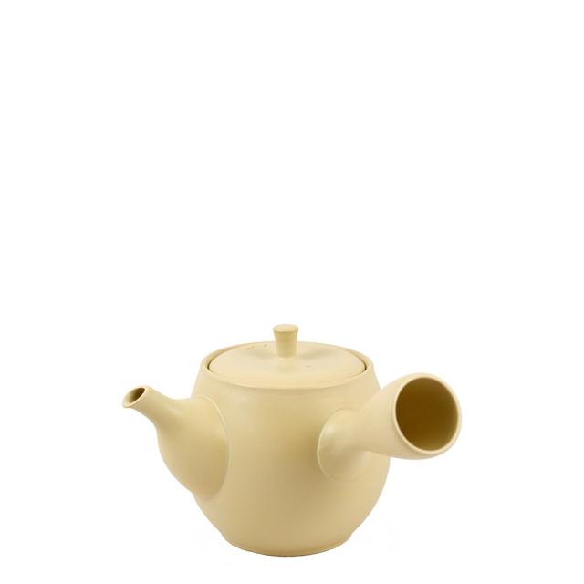 Teekännchen Ivory Tokoname