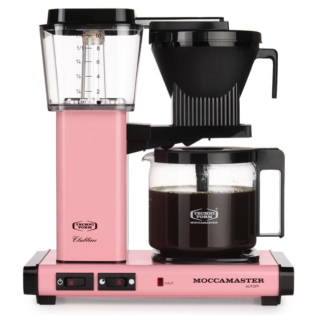 Kaffeemaschine Moccamaster Pink