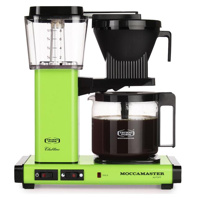 Kaffeemaschine Moccamaster Fresh Green