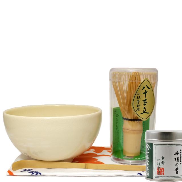 Matcha Starter Kit Hajime-no-ippodo