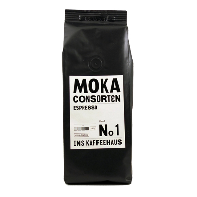 Espresso No 1 : Ins Kaffeehaus